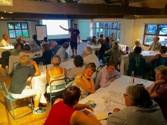 Discussion Evenings at De Koffie Pot