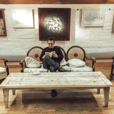 Omar Majeed Gallery Space Exhibition De Koffie Pot