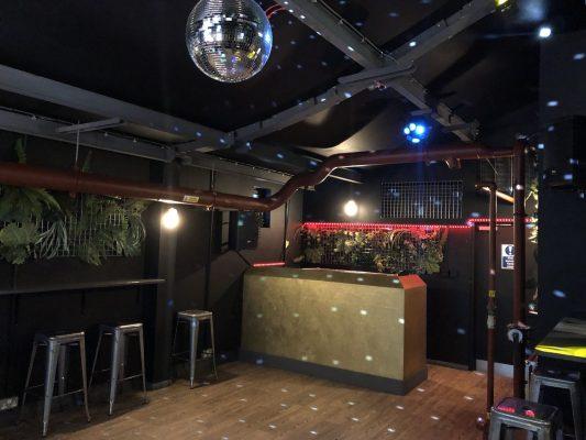 Disco Den at Charles' Bar