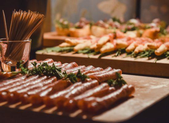 Sharing Boards and Platters Charles' Bar